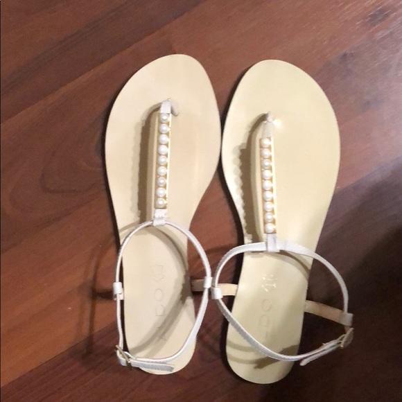 Aldo Shoes - Aldo pearl sandals